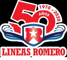 Logo de lineas romero